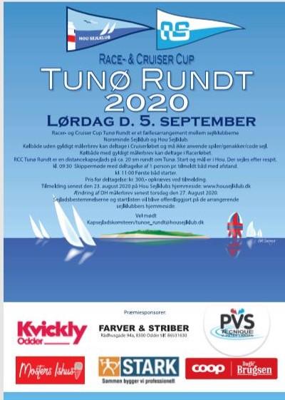 Tunø Rundt tilmelding forlænget