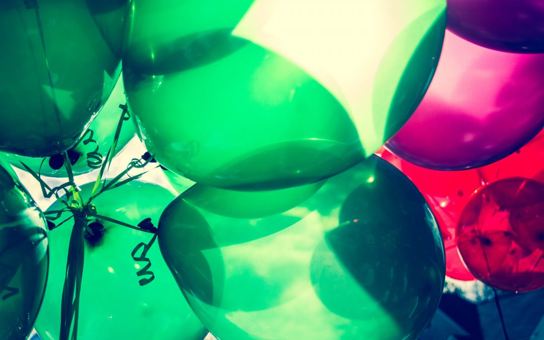 Fem års fødselsdag