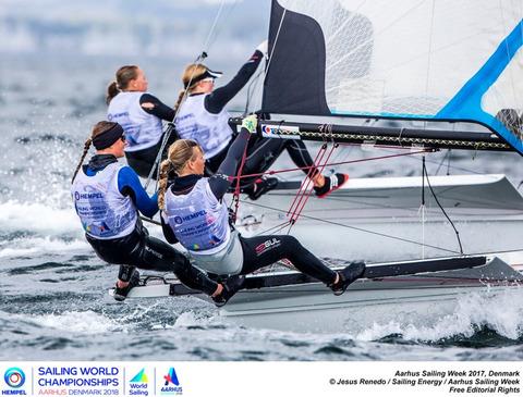 VM i sejlsport 2018